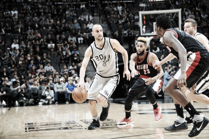 Nba, Knicks sconfitti a New Orleans. San Antonio batte ancora i Blazers