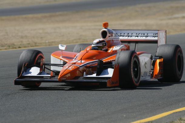 IndyCar : Francesco Dracone a sévi chez Dale Coyne Racing à Sebring
