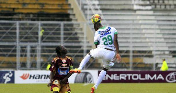 Atlético Huila humilló al Tolima en Ibagué