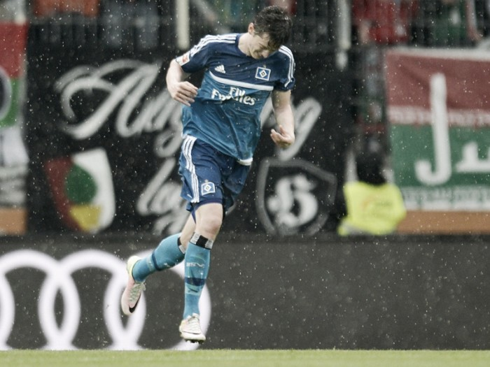 FC Augsburg 1-3 Hamburger SV: Visitors' victory seals solid season for Labbadia's men