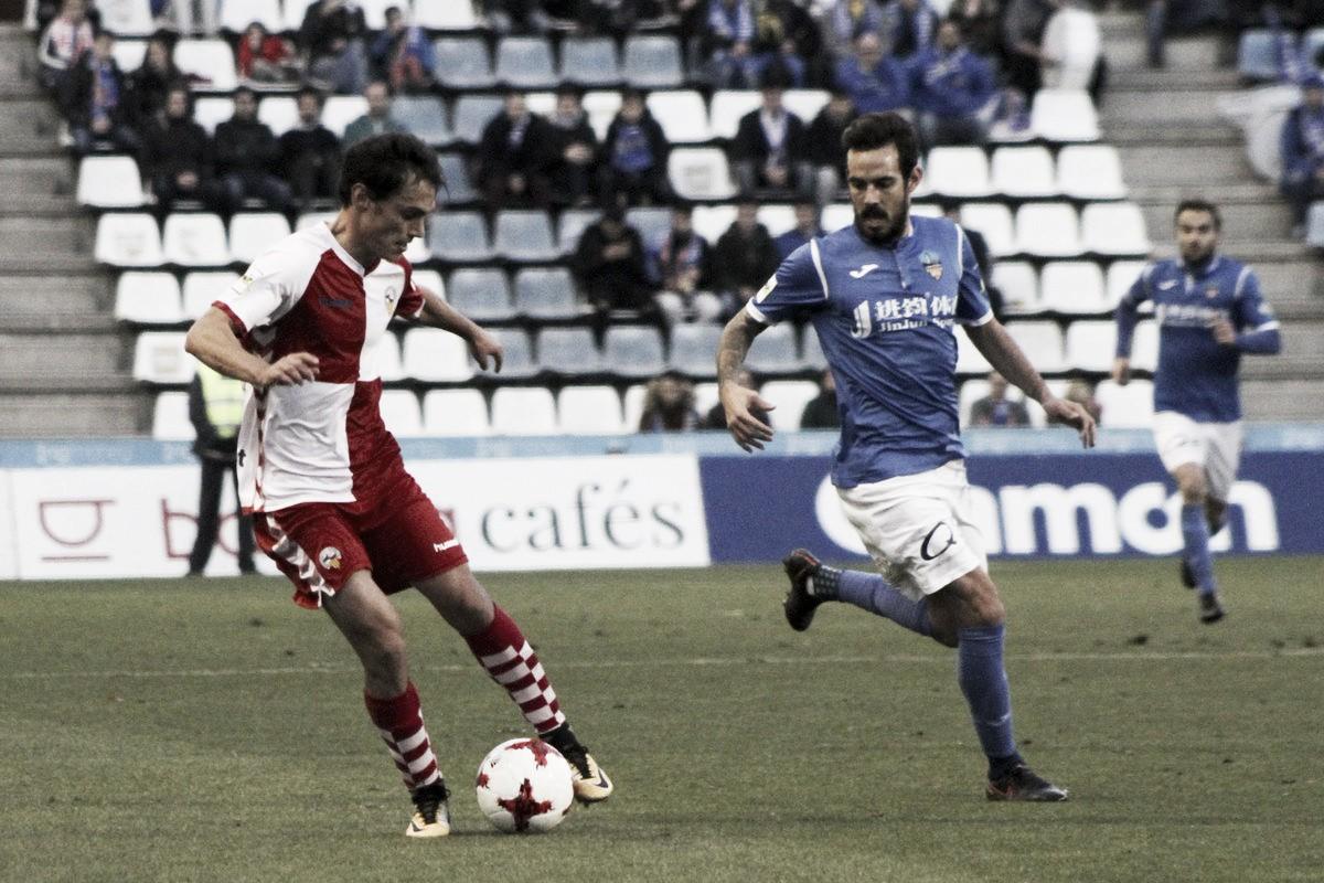 Resumen CE Sabadell 0 - 0 Lleida Esportiu en Segunda División B