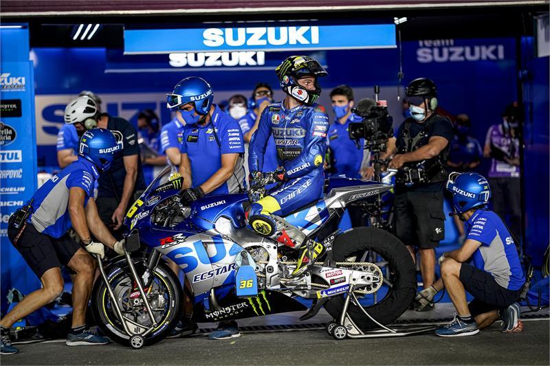 Previa Suzuki EcStar Team GP Portugal 2021