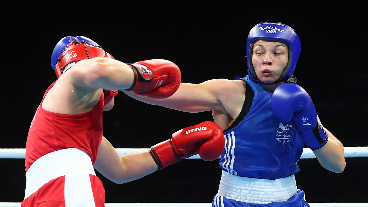 Highlights: Olympic Boxing Final women's 54-57 kg category at Tokyo 2020
