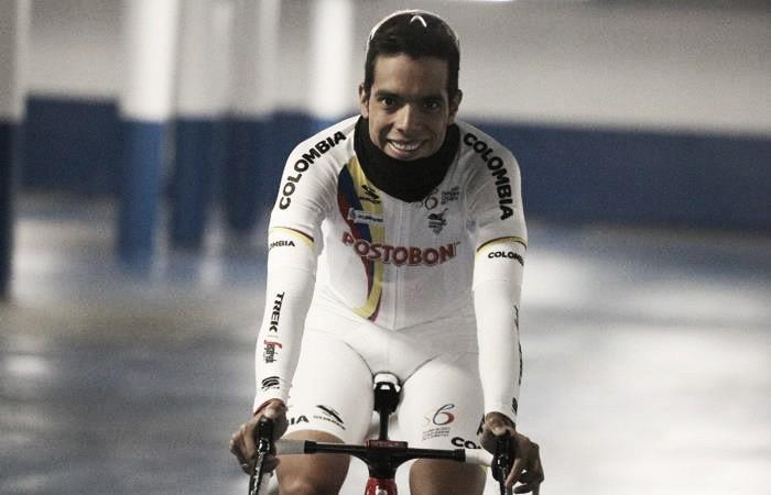 Jarlinson Pantano terminó de 45 en el Mundial de Ciclismo