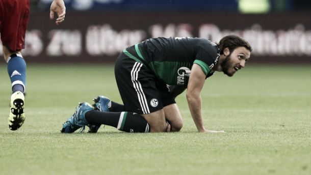 Höger hit by ACL injury blow
