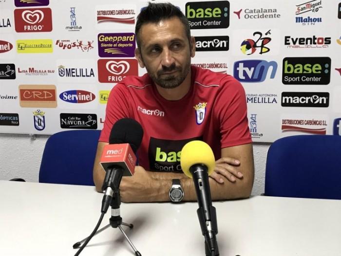 """Manolo Herrero: """"El campo nos permitirá hacer un buen juego"""""""