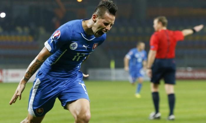 """Napoli, Hamsik trascina anche la Slovacchia: """"Felice per la vittoria, ma non basta"""""""