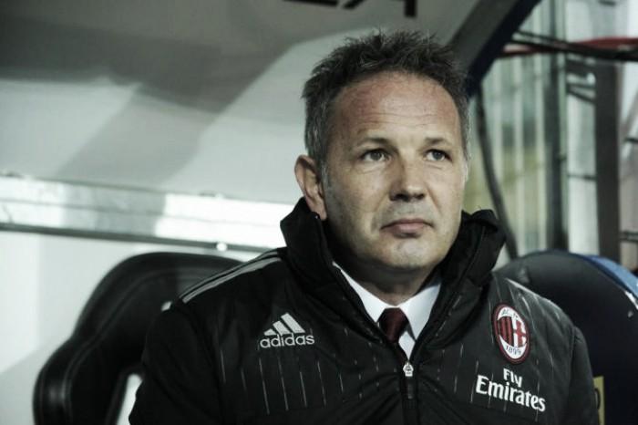 """Milan, domani arriva il Genoa. Mihajlovic: """"Sarà una partita difficilissima"""""""