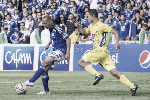 """Rubén Israel: """"Nos faltó el gol que no nos deja disfrutar de lo positivo que hubo"""""""