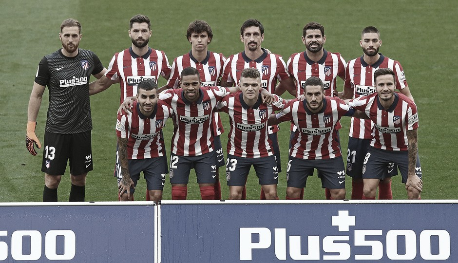 Análisis del rival: Atlético de Madrid, buscando el gol