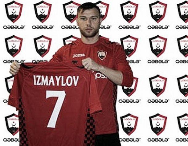 Desaparecido em combate, Izmaylov ingressa no Gabala FC