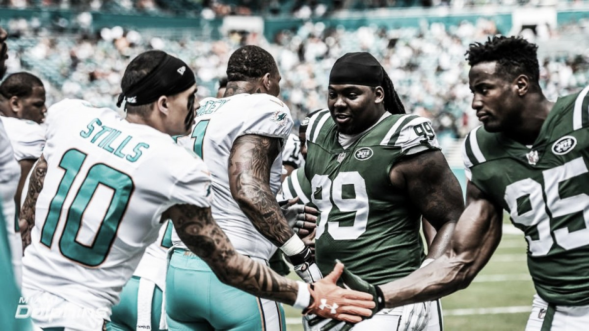 Análisis del Draft: Miami Dolphins y New York Jets
