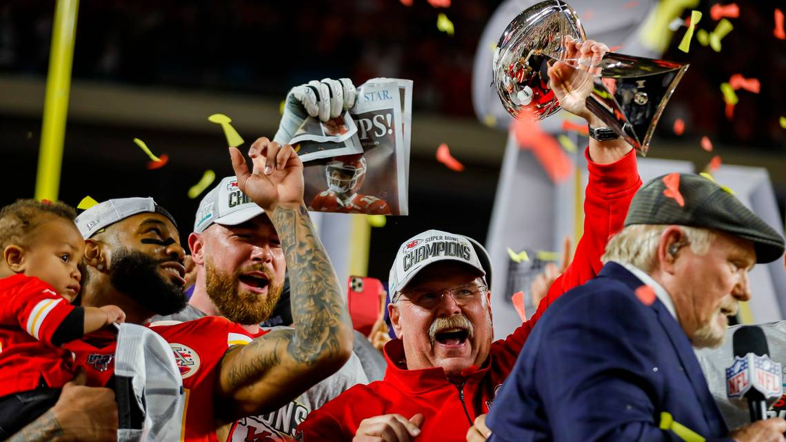 Super Bowl LIV: Kansas City Chiefs win first championship in 50 years with fourth quarter comeback against San Francisco 49ers