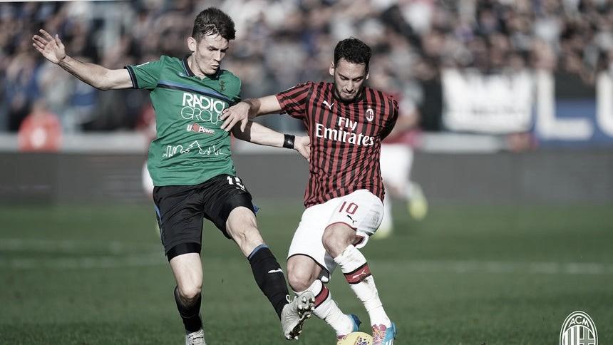 Empolgados, Milan e Atalanta fazem um dos jogos mais interessantes da rodada no Italiano