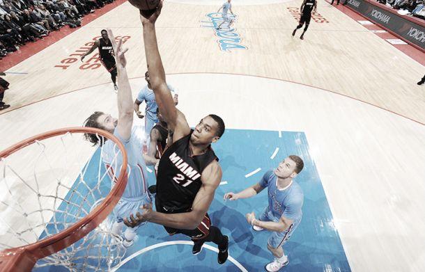 Irrompe Whiteside, i Clippers si arrendono a Miami