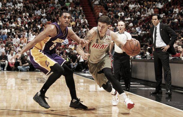 Nba, colpo Knicks a Toronto. Miami batte i Lakers