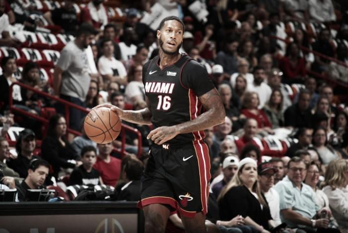 Sufrida victoria en casa para los Heat