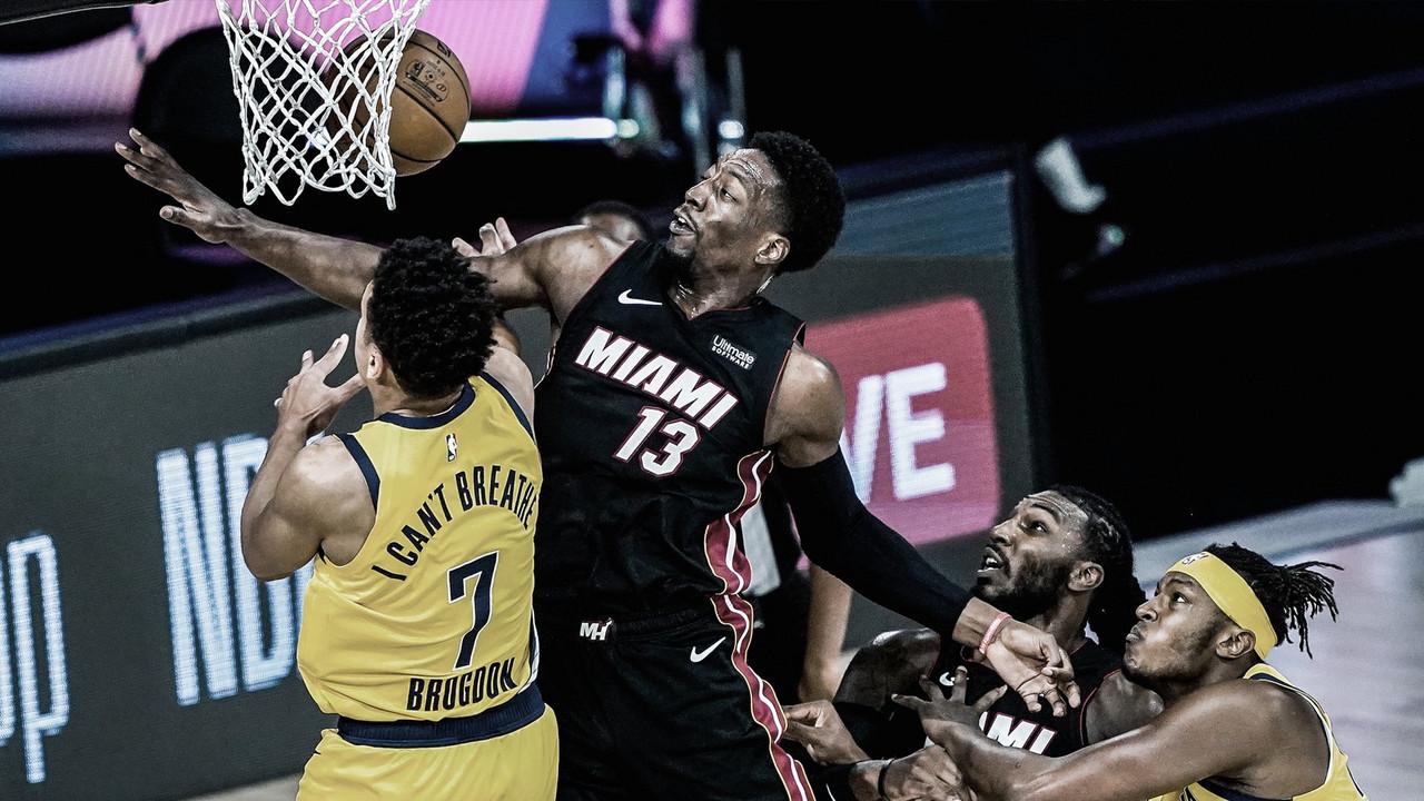 CRÓNICA NBA: Miami Heat aumenta su ventaja en un gran partido de Robinson