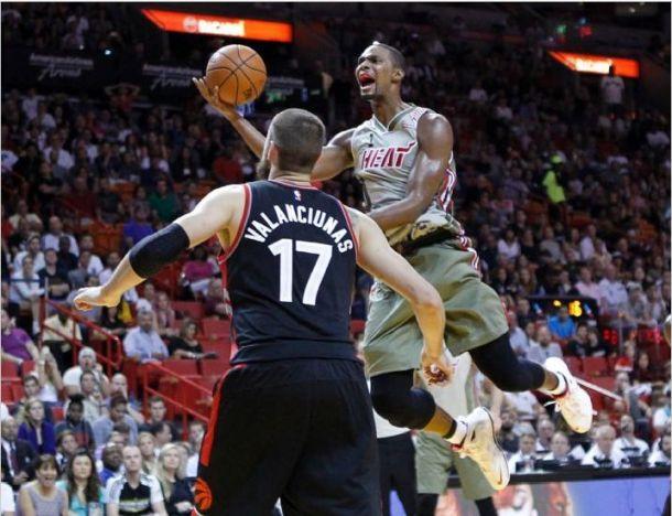Miami Heat Give Toronto Raptors A Beat Down, 96-76