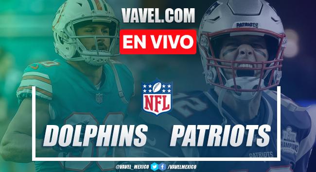 Resumen y touchdowns: Miami Dolphins 27-24 New England Patriots en NFL 2019