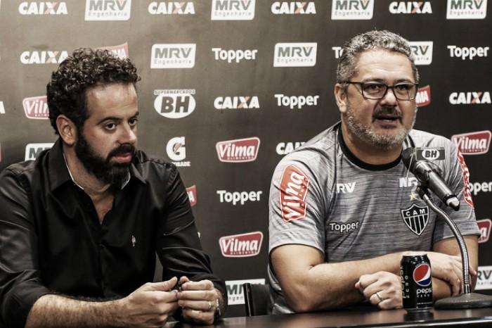 Rogério Micale destaca estudo na Europa se diz preparado para assumir Atlético-MG