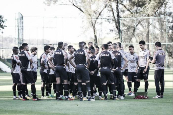Com Rafael Carioca, Micale relaciona Atlético-MG para decisão contra Botafogo