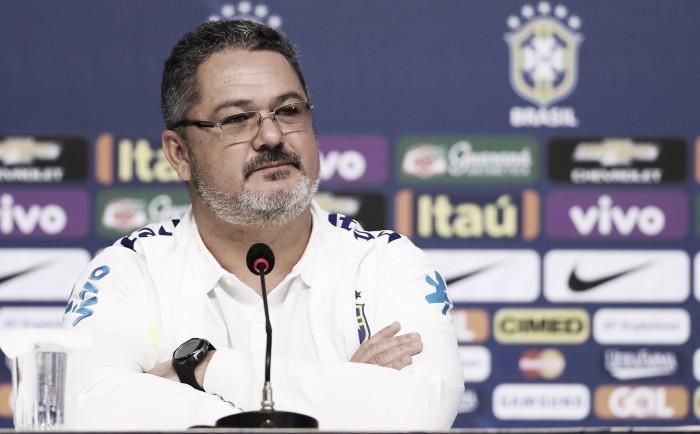 Com vários jogadores de profissionais, Micale convoca Seleção Sub-20 para amistosos