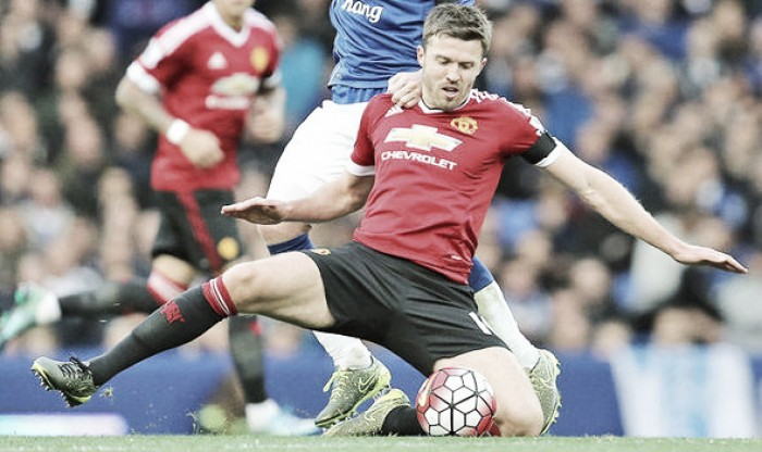 Michael Carrick turns focus to Liverpool fixture in Europa League
