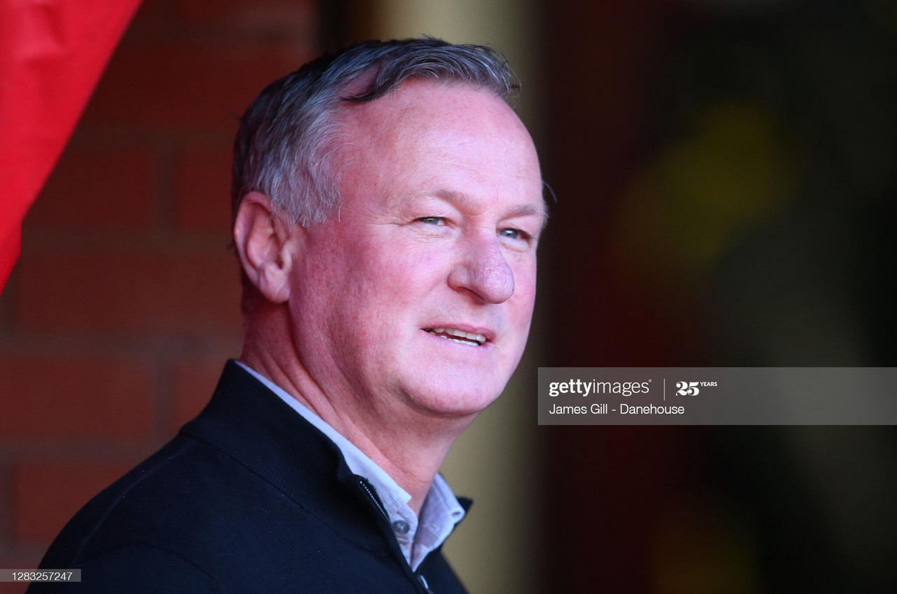 Five key quotes from Michael O'Neill ahead of trip to Watford