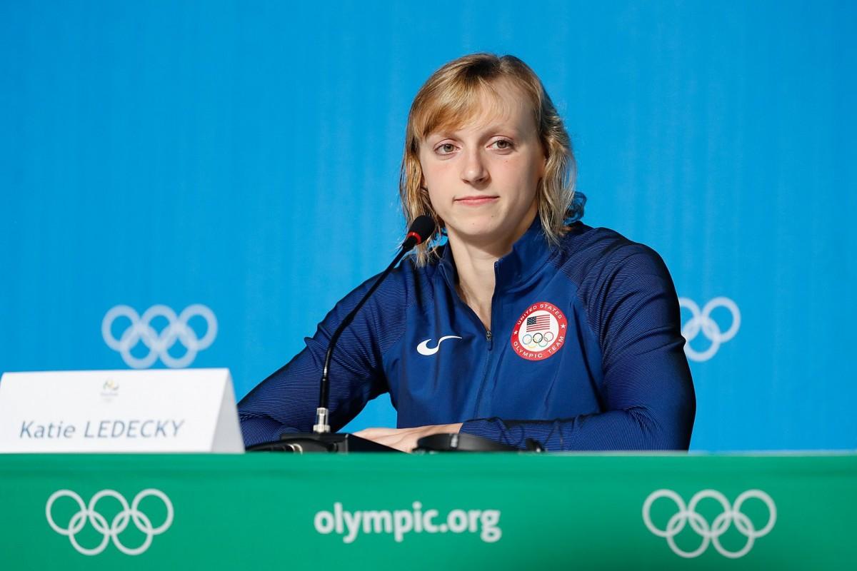 Nuoto, campionati americani: Ledecky sotto i 4 minuti nei 400sl, Andrew si impone a rana, Baker da record nel dorso