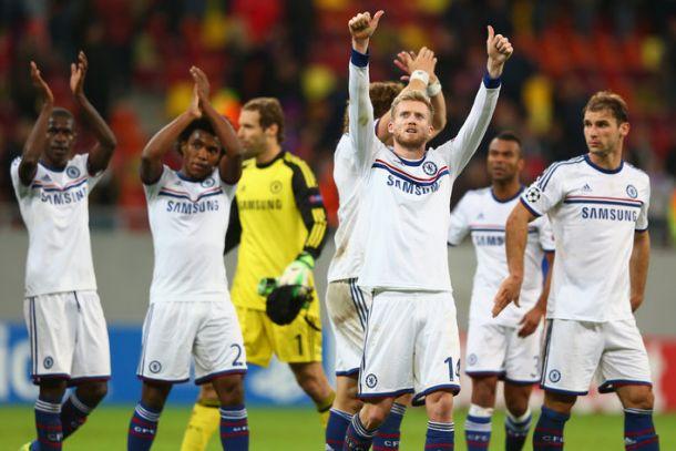 Chelsea lance sa saison européenne