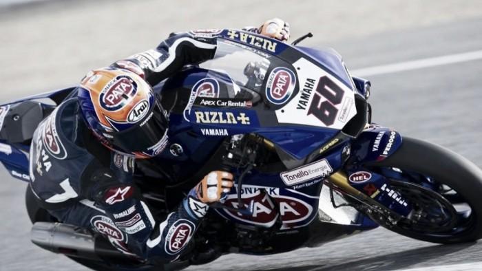 Michael van der Mark rimpiazza Rossi ad Aragon