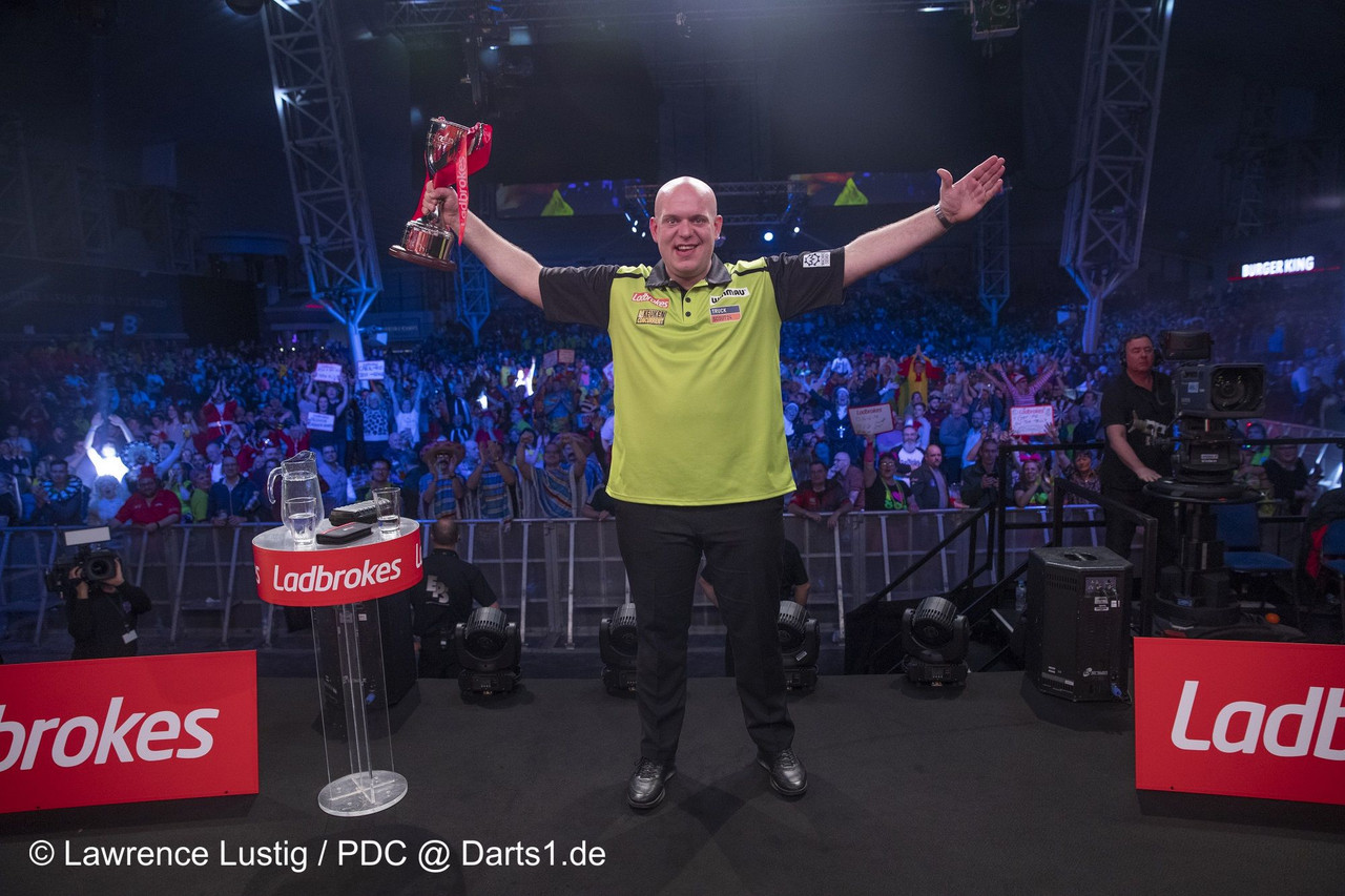 Darts: Top 10 Players To Watch At The 2021 UK Open