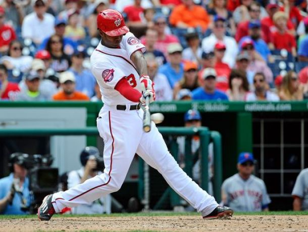 Nationals Steal The Rubber Match Of The Series 4-3 As Terry Collins Is Asleep At The Wheel