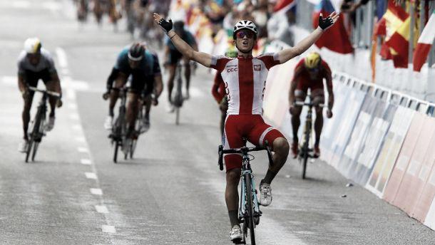 Championnats du Monde 2014 - Michal Kwiatkowski, un titre historique pour la Pologne