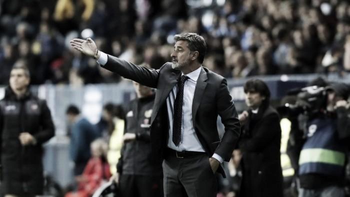 """Míchel González: """"El punto es insuficiente, merecimos ganar"""""""