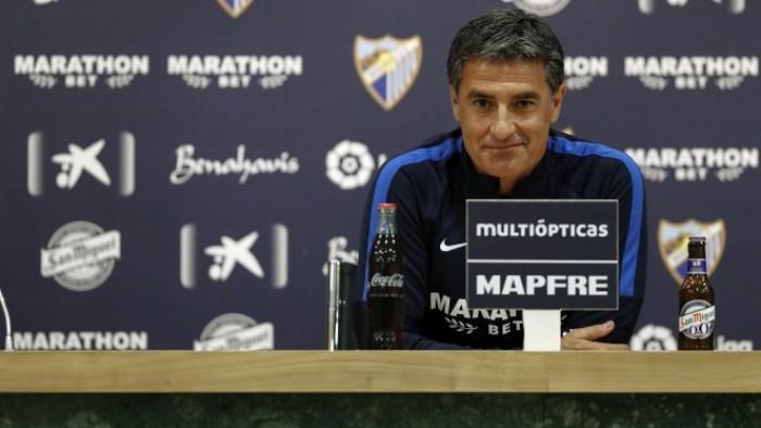 """Míchel: """"Me interesa más el partido de mañana que lo que pase el año que viene"""""""