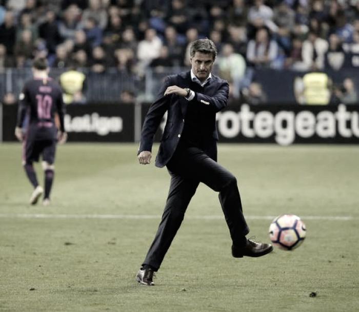 Anuario VAVEL Málaga CF 2017: Míchel González, la esperanza para conseguir de nuevo la permanencia