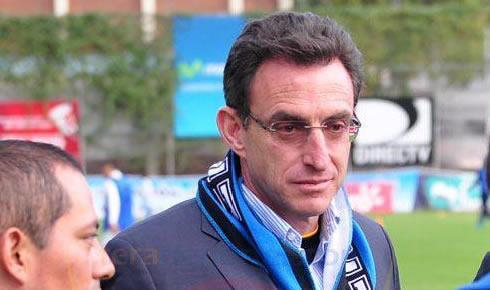 """Michel Deller: """"Independiente está para pelear"""""""