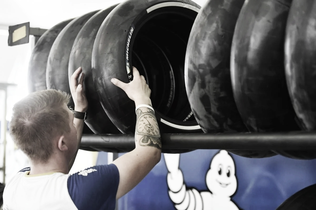 "Piero Taramasso: ""La presión del neumático de Dovi era demasiado baja"""