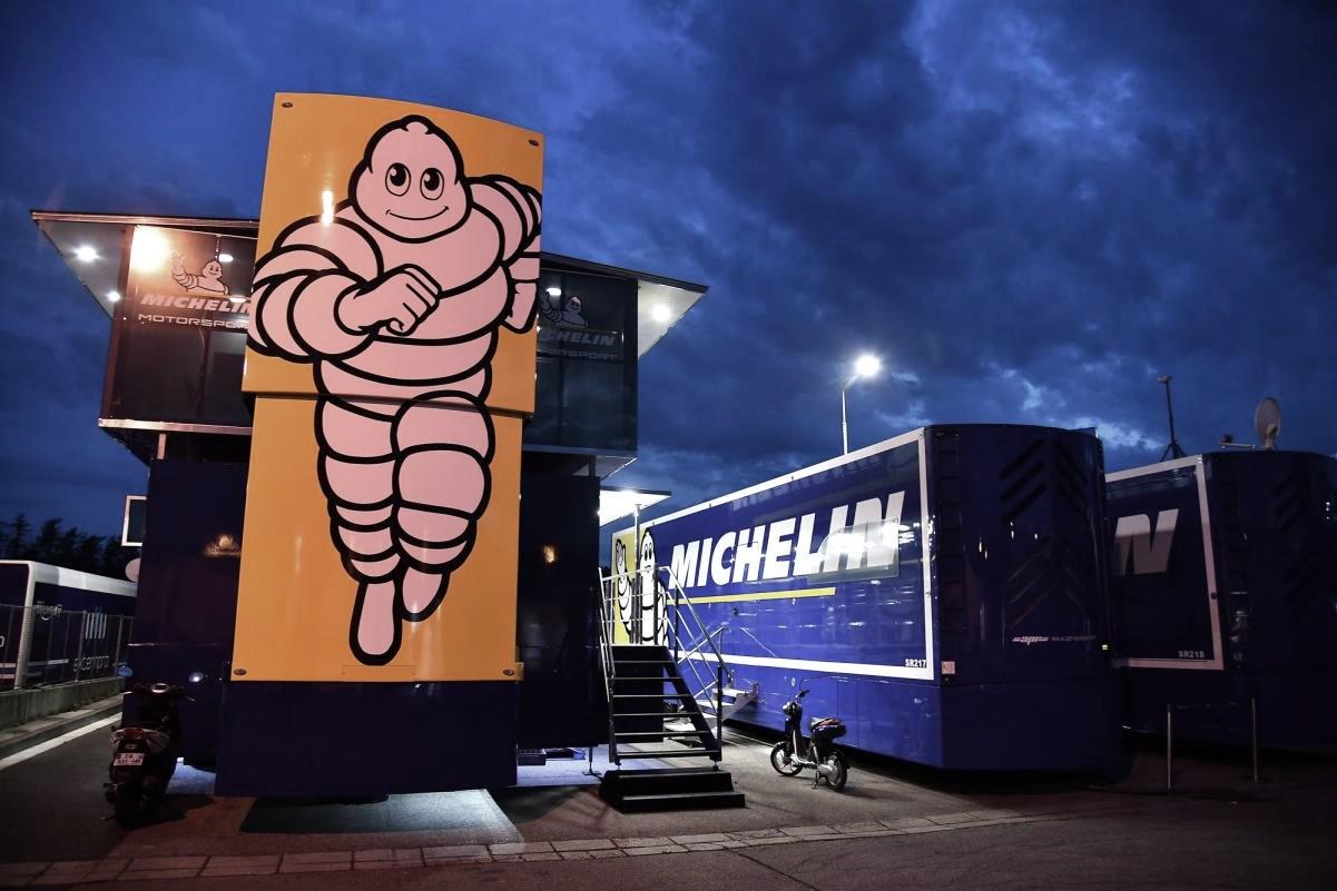 Michelín, patrocinador principal del Gran Premio de Aragon
