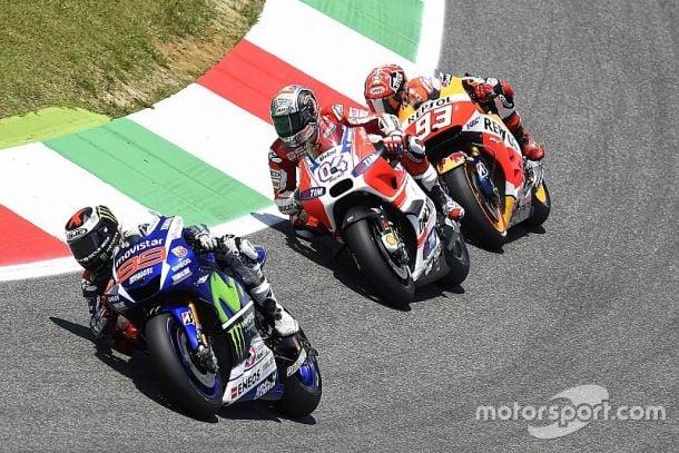 MotoGP: Michelin Tires Tested At Mugello