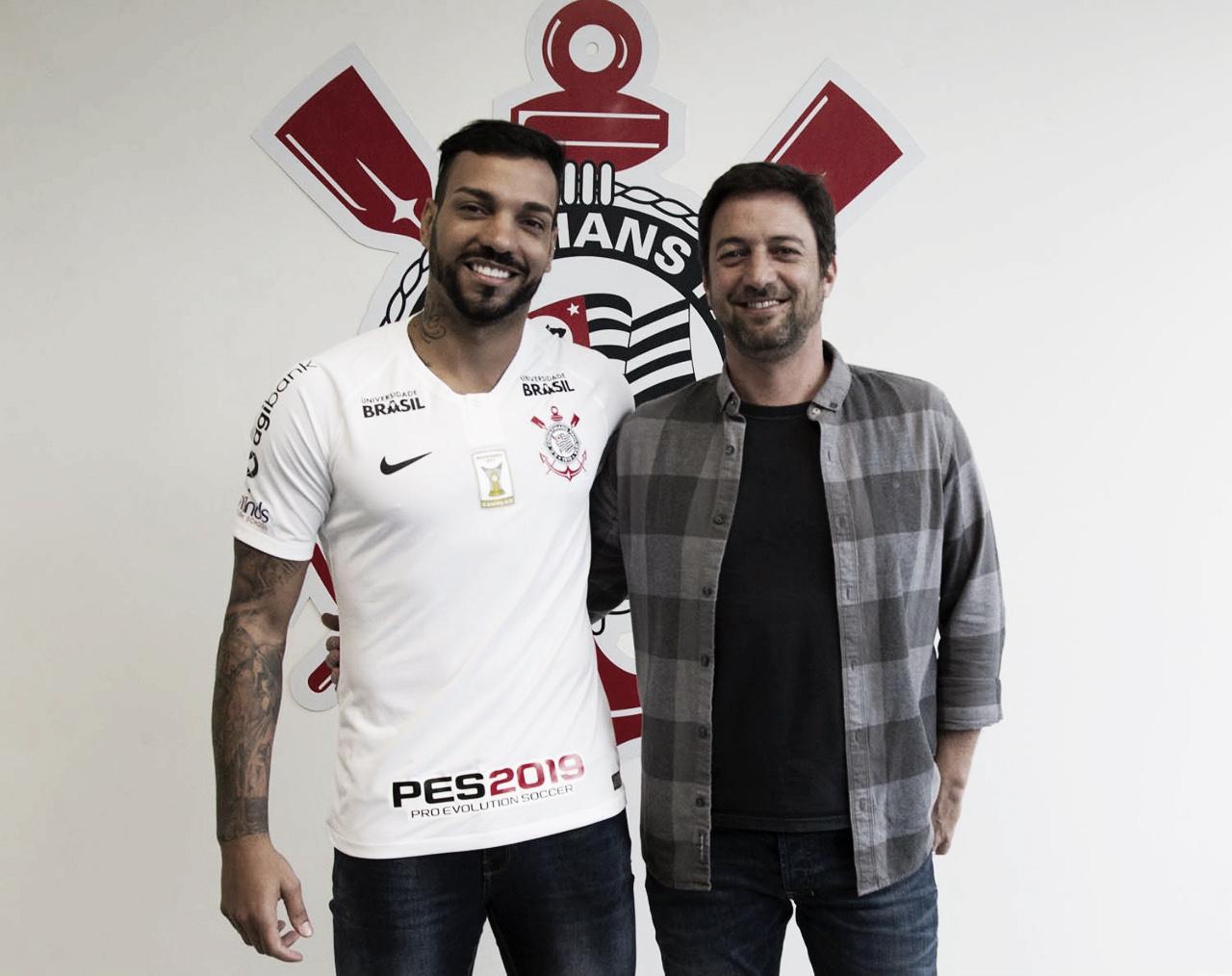Pensando em 2019, Corinthians anuncia novo reforço para lateral direita