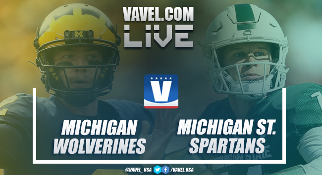Michigan vs Michigan State LIVE NOW Stream 2018 (0-0)