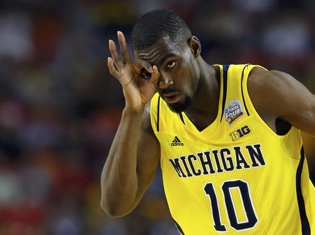 Em jogo abaixo da expectativa, Michigan vence Syracuse e fará a final com Louisville