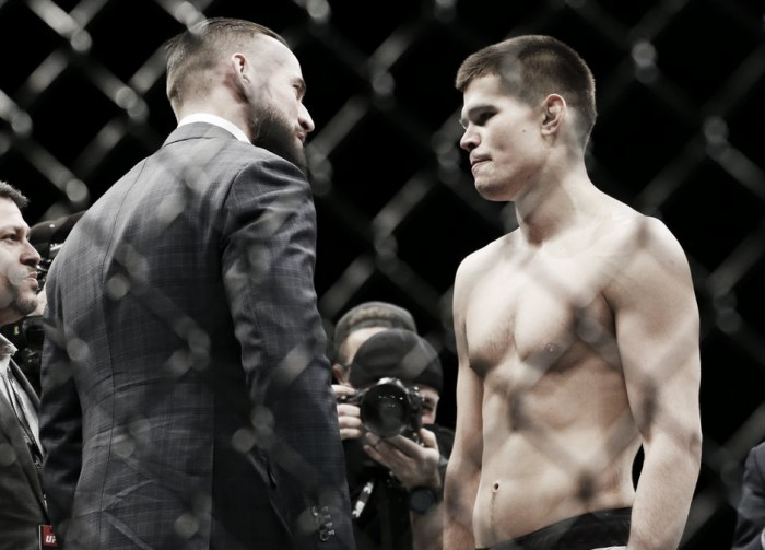 First UFC Opponent for CM Punk Announced