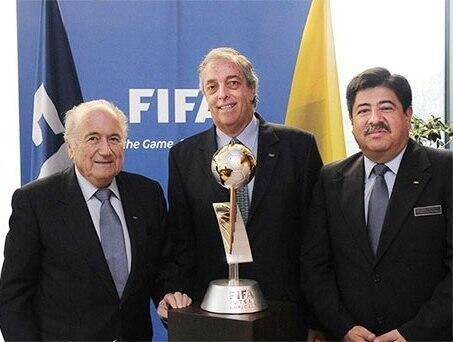 Colombia organizará el Mundial de Futsal de 2016