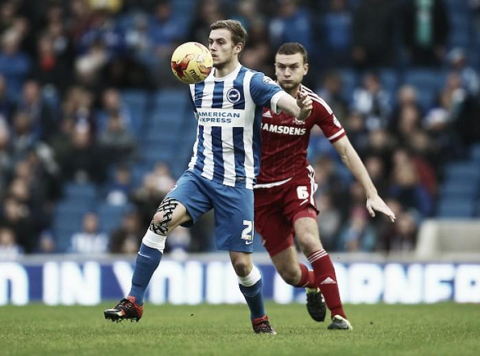 Middlesbrough e Brighton lutam pela acesso e centenas de milhões da Premier League
