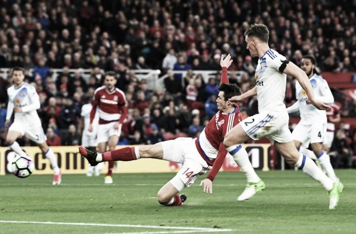Premier League - Il Sunderland vede la Championship, De Roon lo condanna e fa sperare il Middlesbrough (1-0)