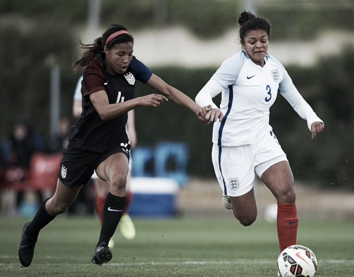 Seven NWSL players on US U-23 WNT Nordic Open Tournament roster